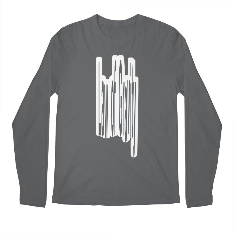 Law Of Gravity Men's Regular Longsleeve T-Shirt by Wally's Shirt Shop