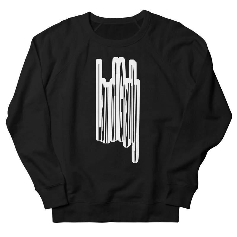 Law Of Gravity Women's Sweatshirt by Wally's Shirt Shop