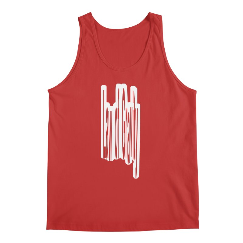Law Of Gravity Men's Tank by Wally's Shirt Shop