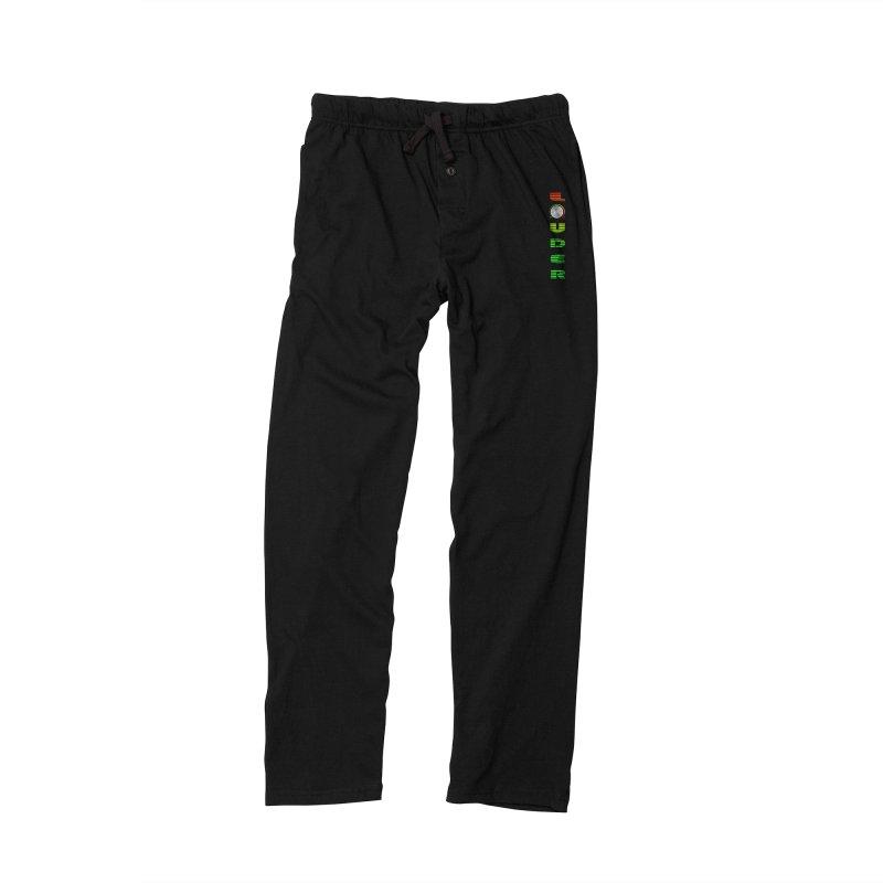 LOUDER Men's Lounge Pants by Wally's Shirt Shop