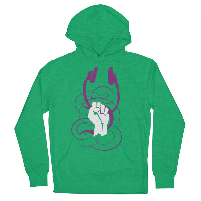 Rebel Head Army Men's Pullover Hoody by Wally's Shirt Shop