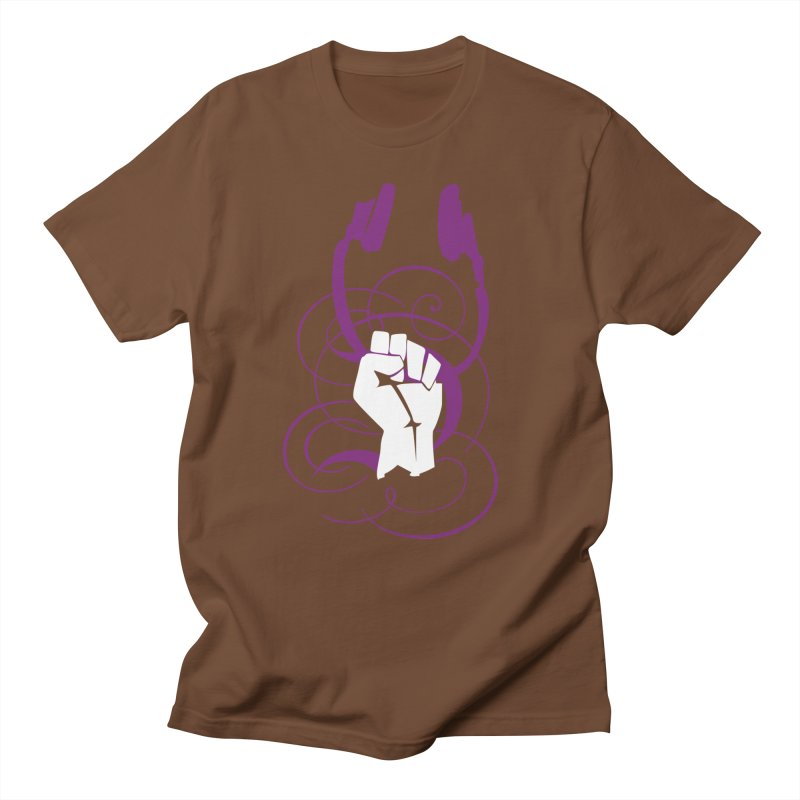 Rebel Head Army Men's T-Shirt by Wally's Shirt Shop