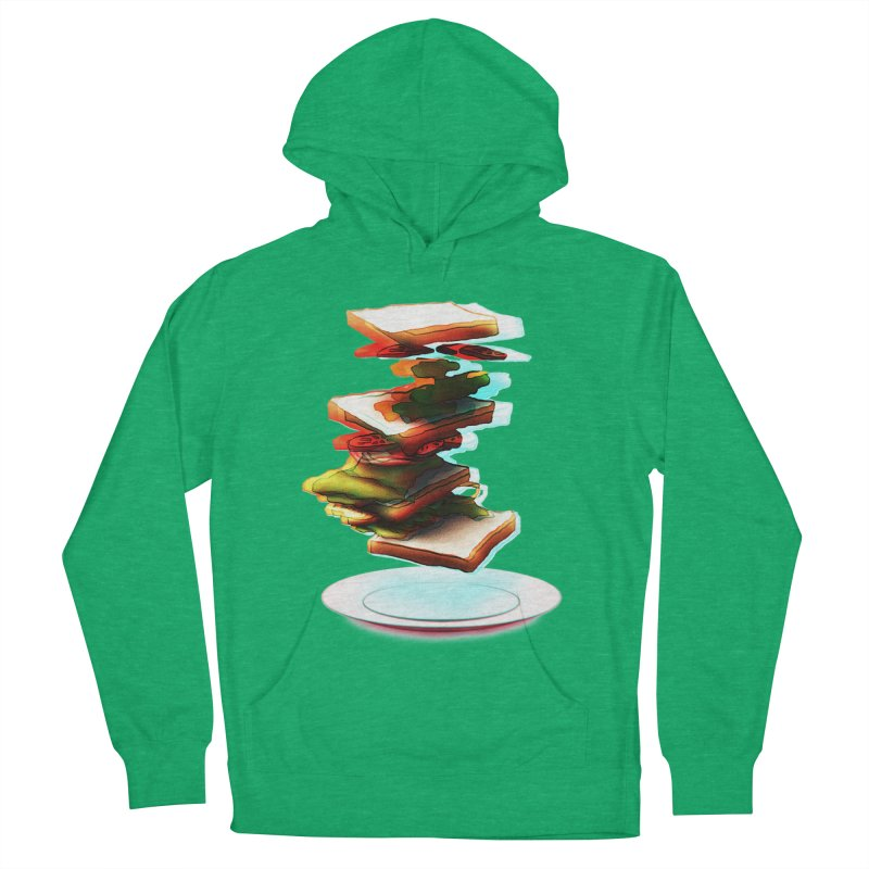 Ordermade Women's Pullover Hoody by Wally's Shirt Shop