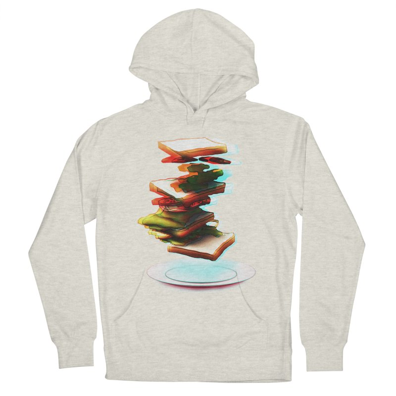 Ordermade Men's Pullover Hoody by Wally's Shirt Shop