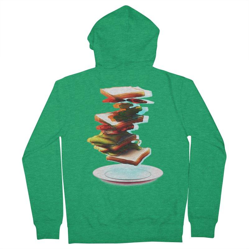 Ordermade Women's Zip-Up Hoody by Wally's Shirt Shop