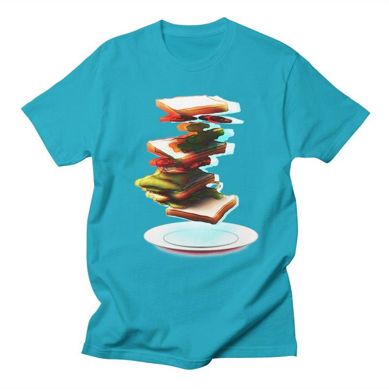 Ordermade Men's T-shirt by Wally's Shirt Shop