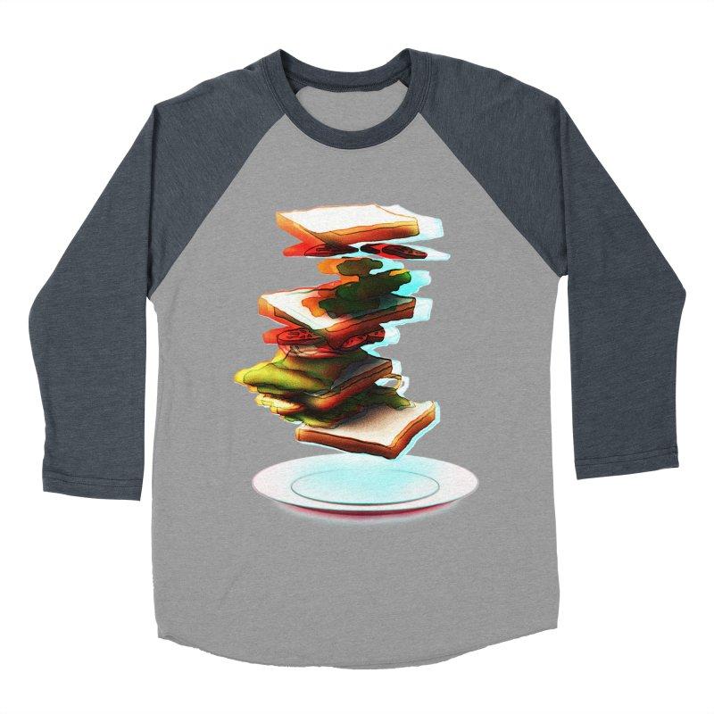 Ordermade Women's Baseball Triblend T-Shirt by Wally's Shirt Shop