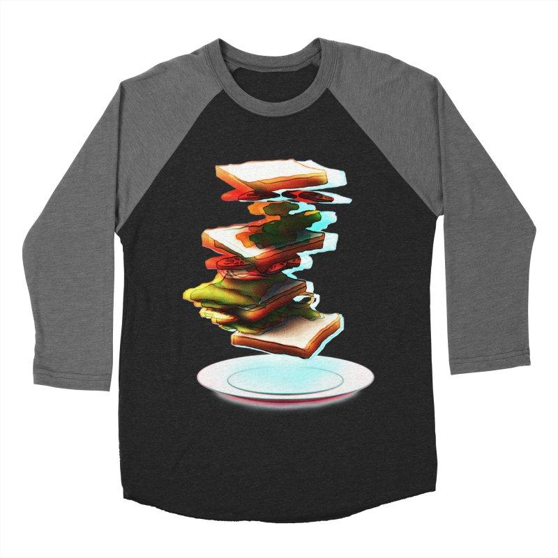 Ordermade Men's Baseball Triblend T-Shirt by Wally's Shirt Shop