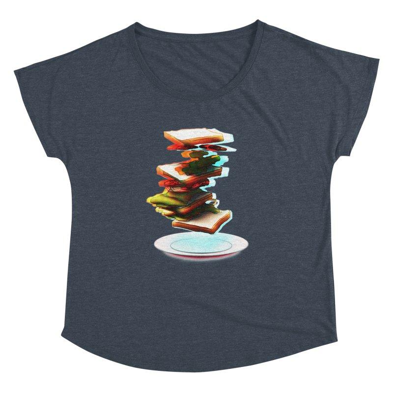 Ordermade Women's Dolman by Wally's Shirt Shop