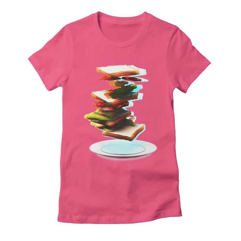 Ordermade Women's Fitted T-Shirt by Wally's Shirt Shop
