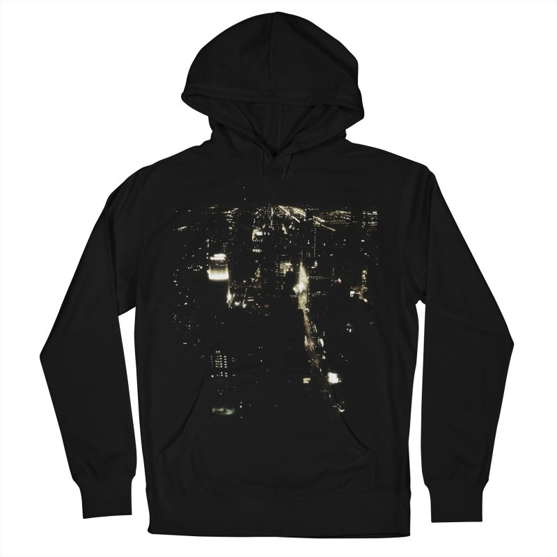 River of Light Men's Pullover Hoody by Wally's Shirt Shop