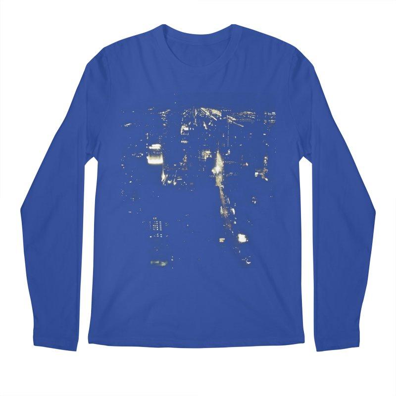 River of Light Men's Longsleeve T-Shirt by Wally's Shirt Shop