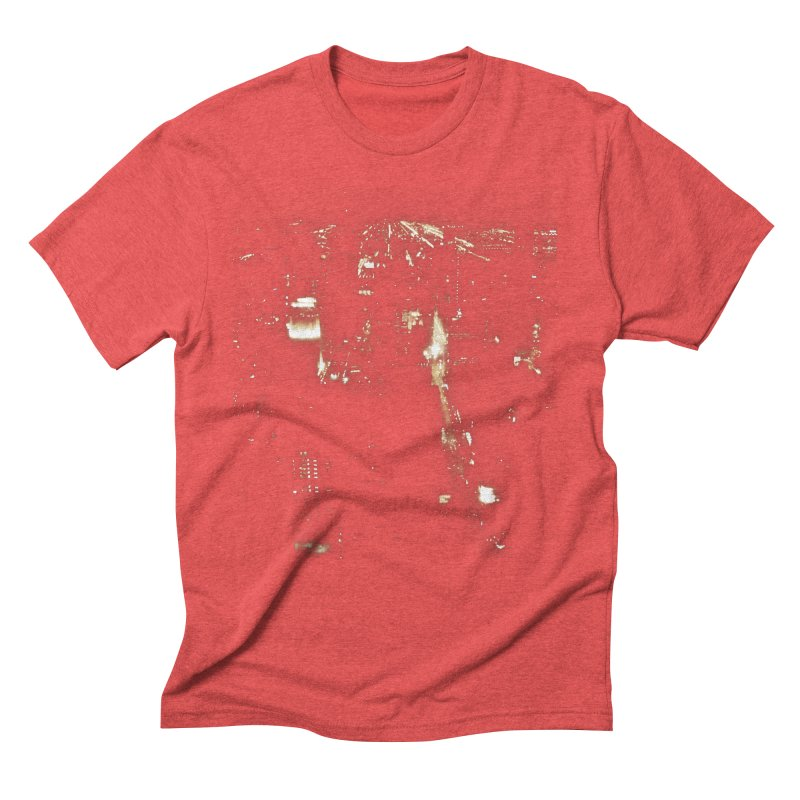 River of Light Men's Triblend T-shirt by Wally's Shirt Shop