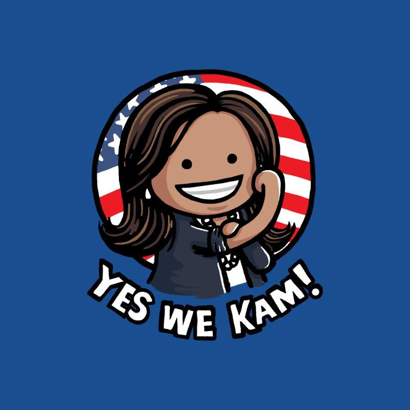 Yes We Kam! Kids Toddler T-Shirt by Walmazan's Artist Shop