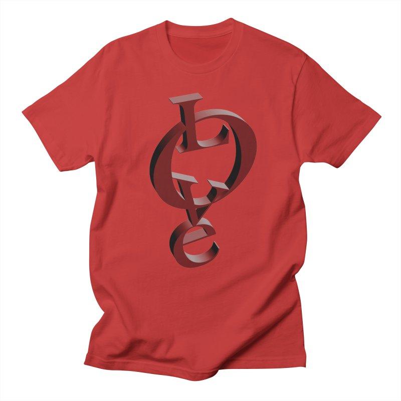 A Type of Love Men's T-Shirt by Walter2Costinak's Artist Shop