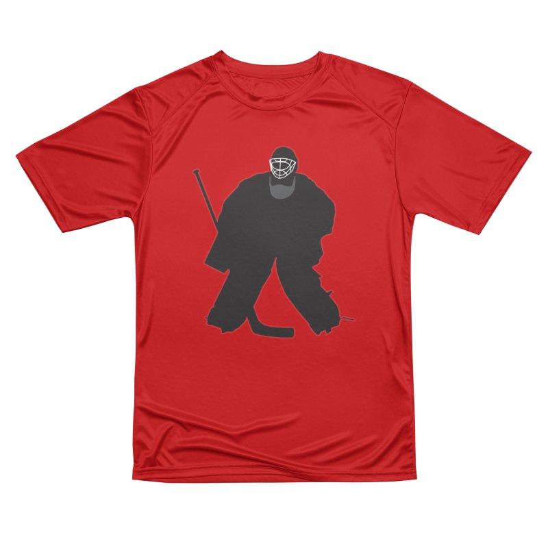 Brodeur Men's T-Shirt by Washed Up Goalie