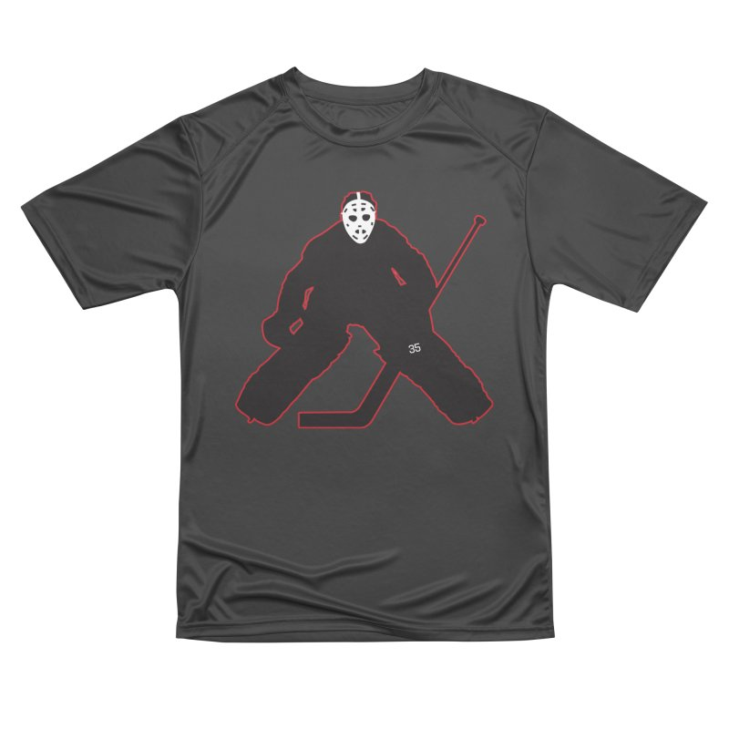 Esposito Men's T-Shirt by Washed Up Goalie