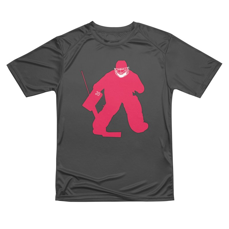 Tretiak Collection Men's T-Shirt by Washed Up Goalie