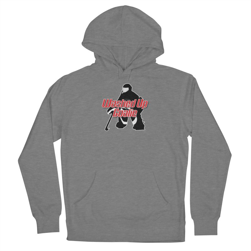 Washed Up Goalie Men's Pullover Hoody by Washed Up Goalie