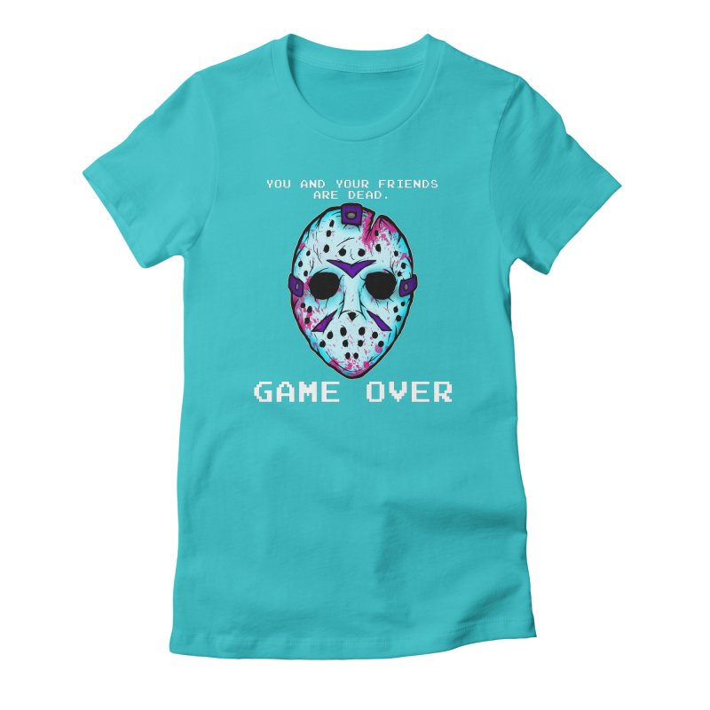 TGIF [GAME OVER] *LIMITED RUN* Women's T-Shirt by Waste of Ink