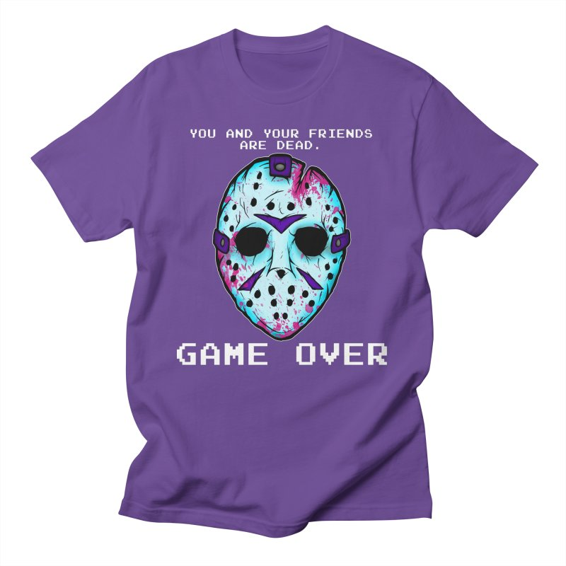 TGIF [GAME OVER] *LIMITED RUN* Men's T-Shirt by Waste of Ink