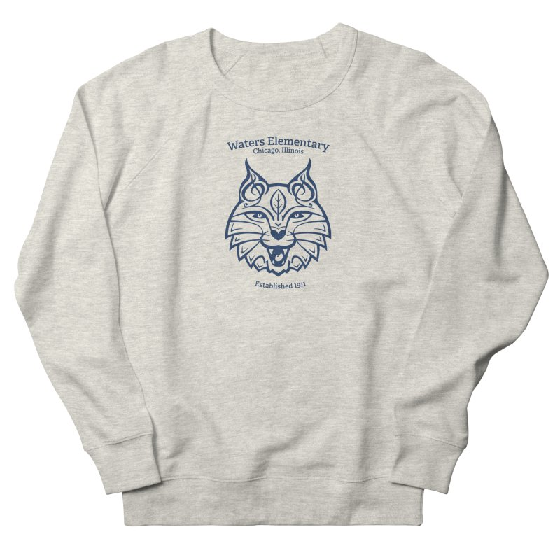 Wildcat with Established Date Men's Sweatshirt by Waters Wear