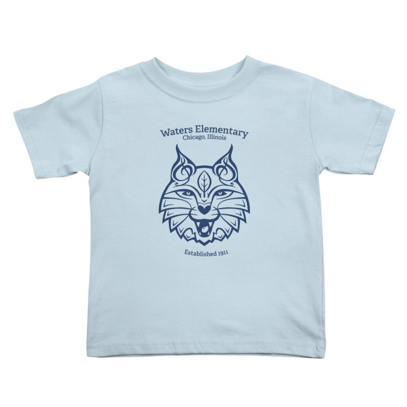 Wildcat with Established Date Kids Toddler T-Shirt by Waters Wear
