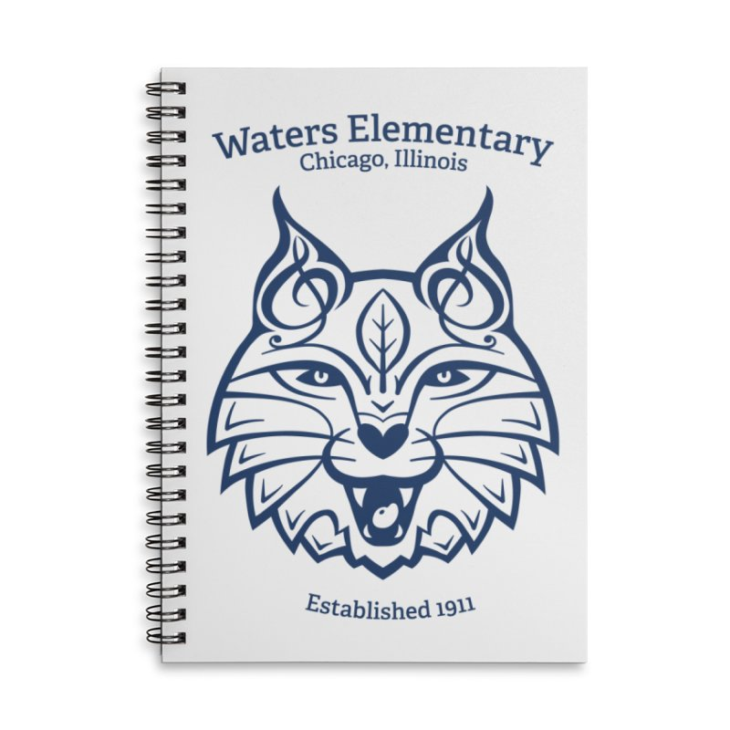 Wildcat with Established Date Accessories Notebook by Waters Wear