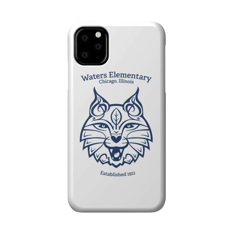 Wildcat with Established Date Accessories Phone Case by Waters Wear