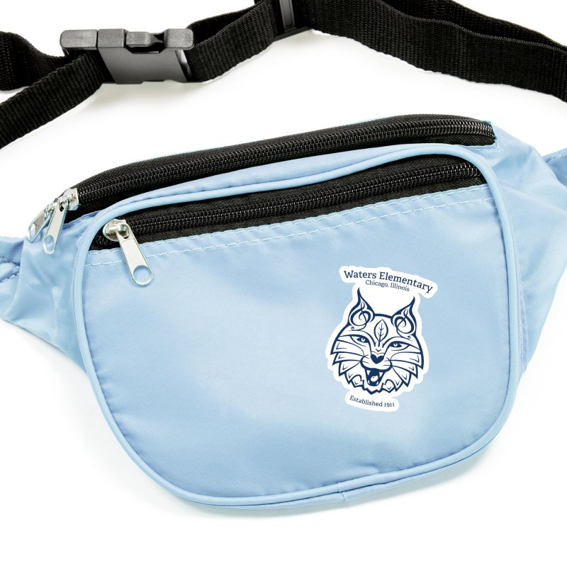 Wildcat with Established Date Accessories Sticker by Waters Wear