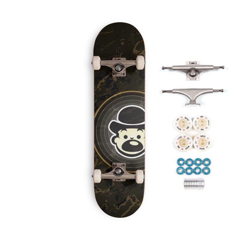 Busker Accessories Complete - Premium Skateboard by Watsonscribbles's Artist Shop