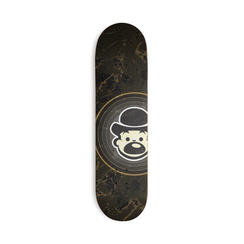 Busker Accessories Deck Only Skateboard by Watsonscribbles's Artist Shop