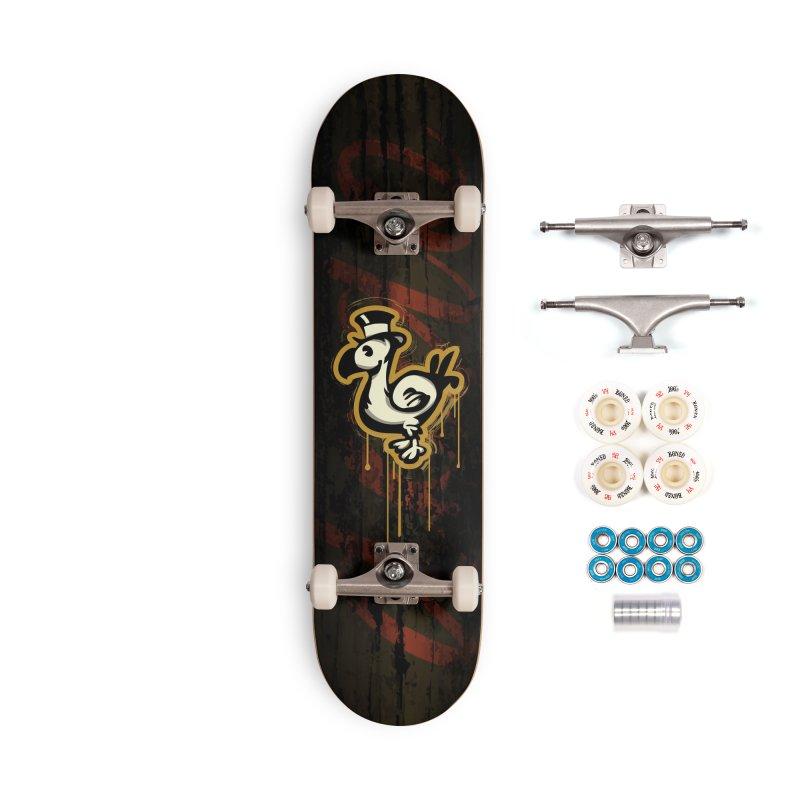 Dodo Accessories Complete - Premium Skateboard by Watsonscribbles's Artist Shop