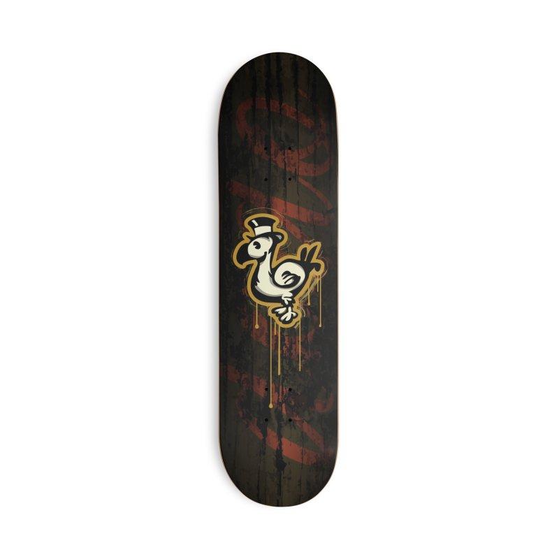 Dodo Accessories Deck Only Skateboard by Watsonscribbles's Artist Shop
