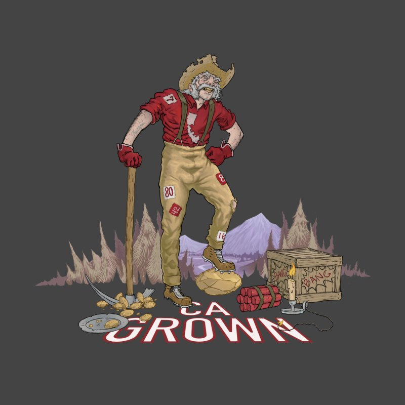 California Grown 49er Men's T-Shirt by We Are California Grown's  Artist Shop