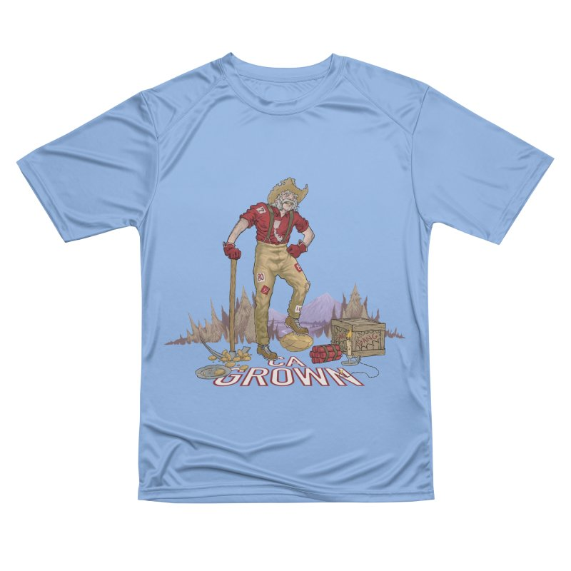 California Grown 49er Men's T-Shirt by We Are California Grown's  Artist Shop
