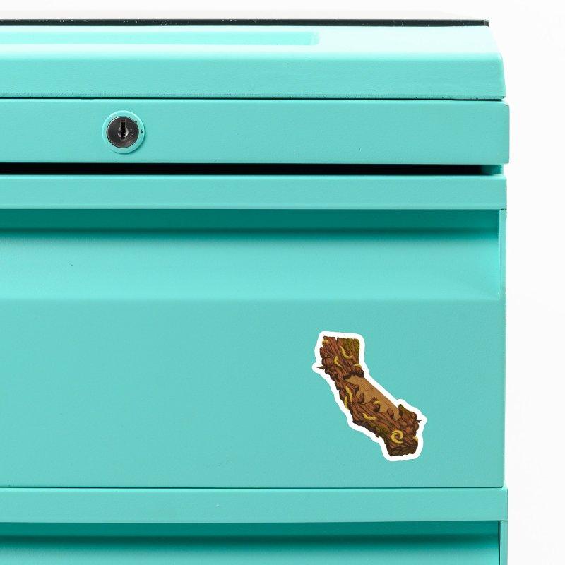 Redwood Slug Accessories Magnet by We Are California Grown's  Artist Shop