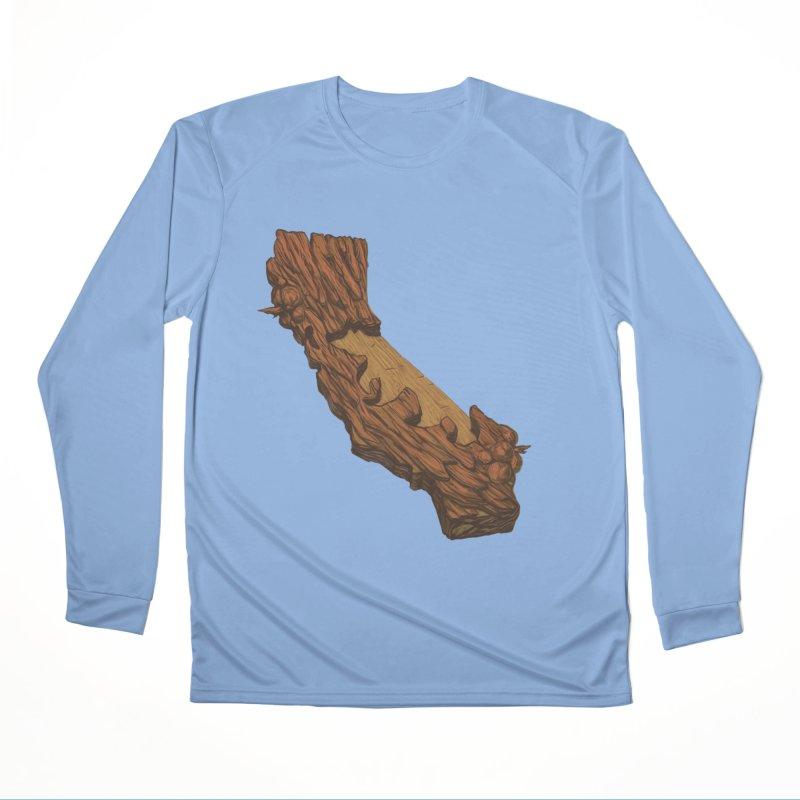 Redwood Silhouette Women's Longsleeve T-Shirt by We Are California Grown's  Artist Shop