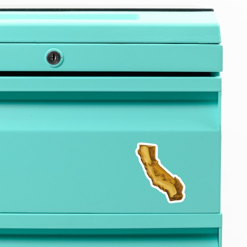 The Golden State Accessories Magnet by We Are California Grown's  Artist Shop