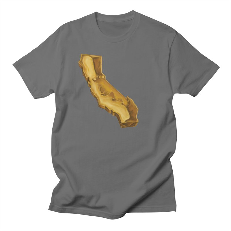 The Golden State Men's T-Shirt by We Are California Grown's  Artist Shop