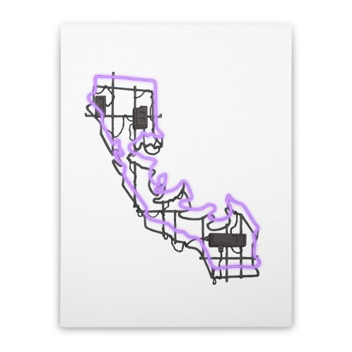 image for Purple Neon Sign