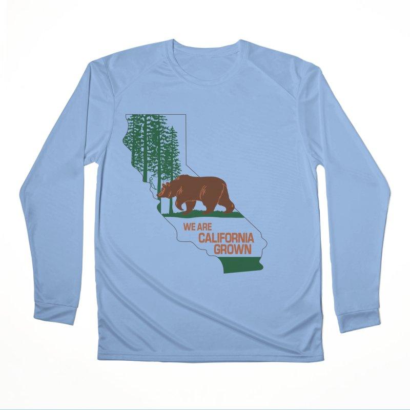 Bear State Women's Longsleeve T-Shirt by We Are California Grown's  Artist Shop