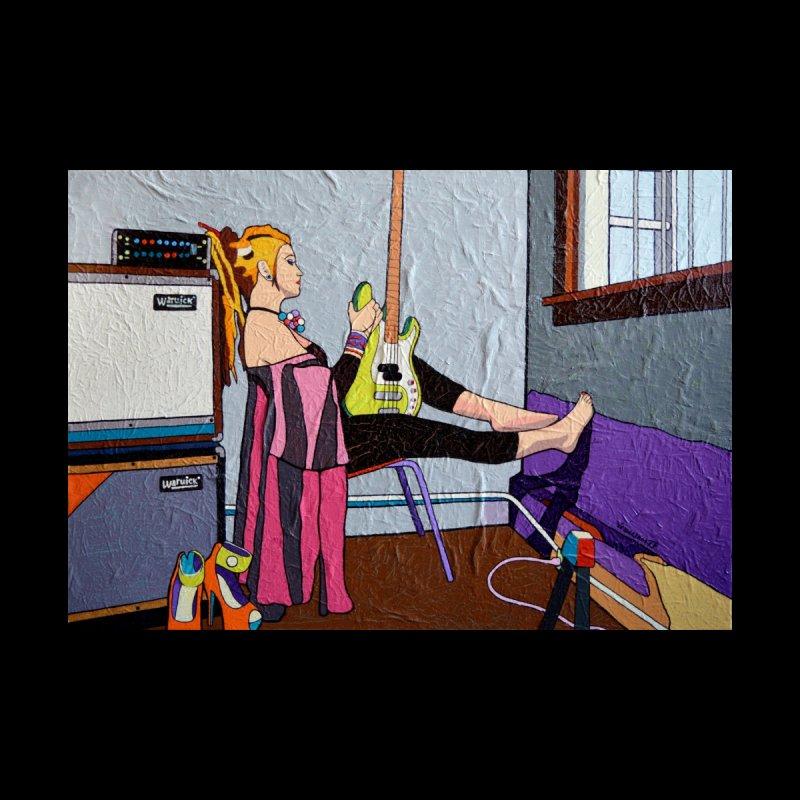 Girl by the window by Vlado V Men's T-Shirt by We Wear Art Light