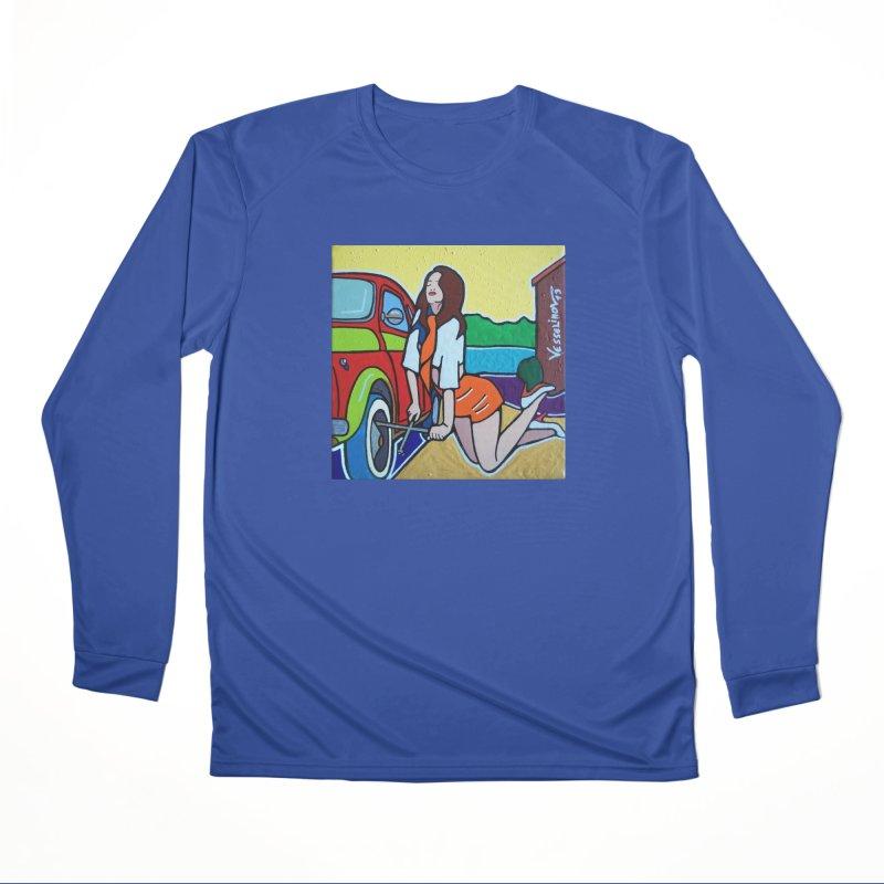 Women Power Women's Longsleeve T-Shirt by We Wear Art Light