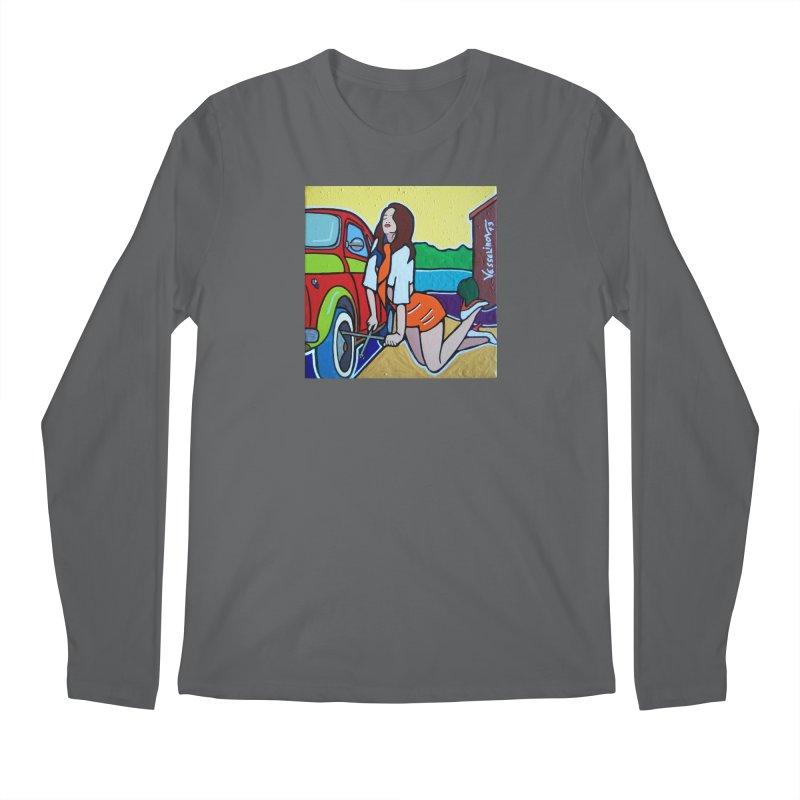 Women Power Men's Longsleeve T-Shirt by We Wear Art Light
