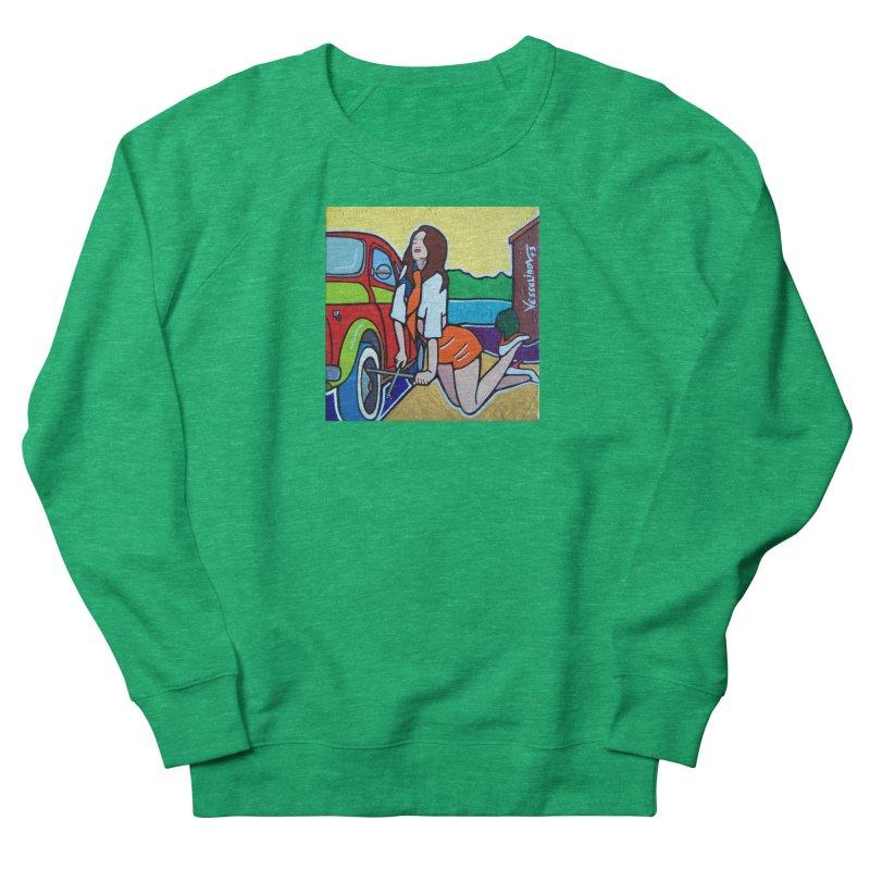 Women Power Women's Sweatshirt by We Wear Art Light