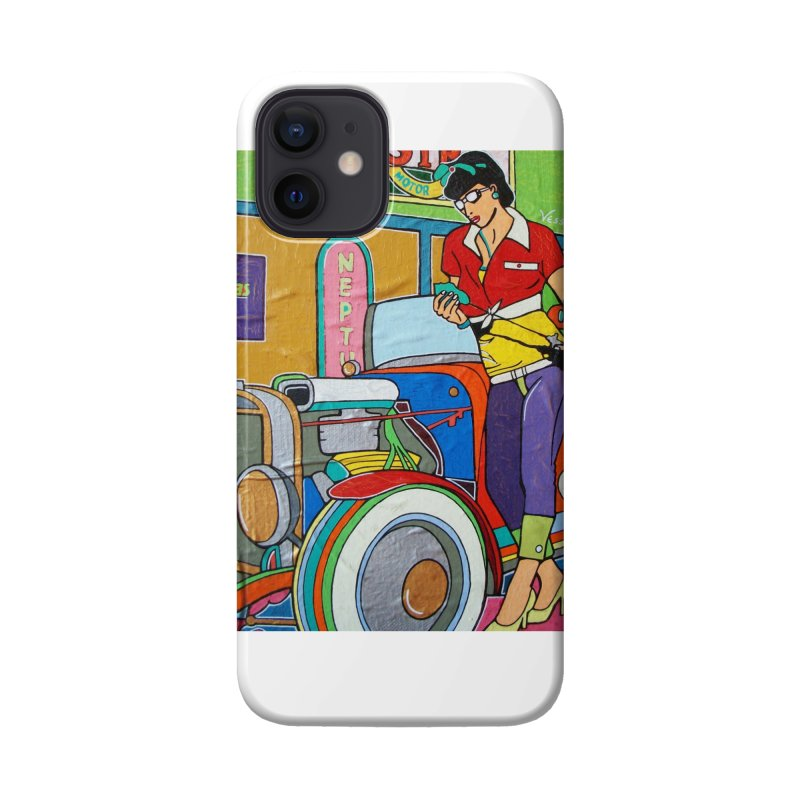 We Can Do It by Valdo V Accessories Phone Case by We Wear Art Light