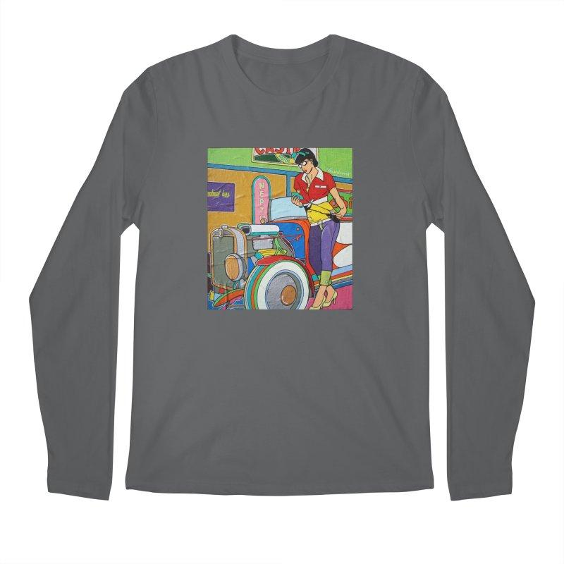 We Can Do It by Valdo V Men's Longsleeve T-Shirt by We Wear Art Light