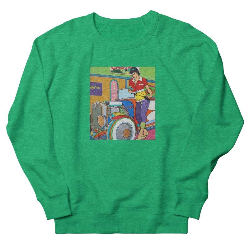 We Can Do It by Valdo V Women's Sweatshirt by We Wear Art Light