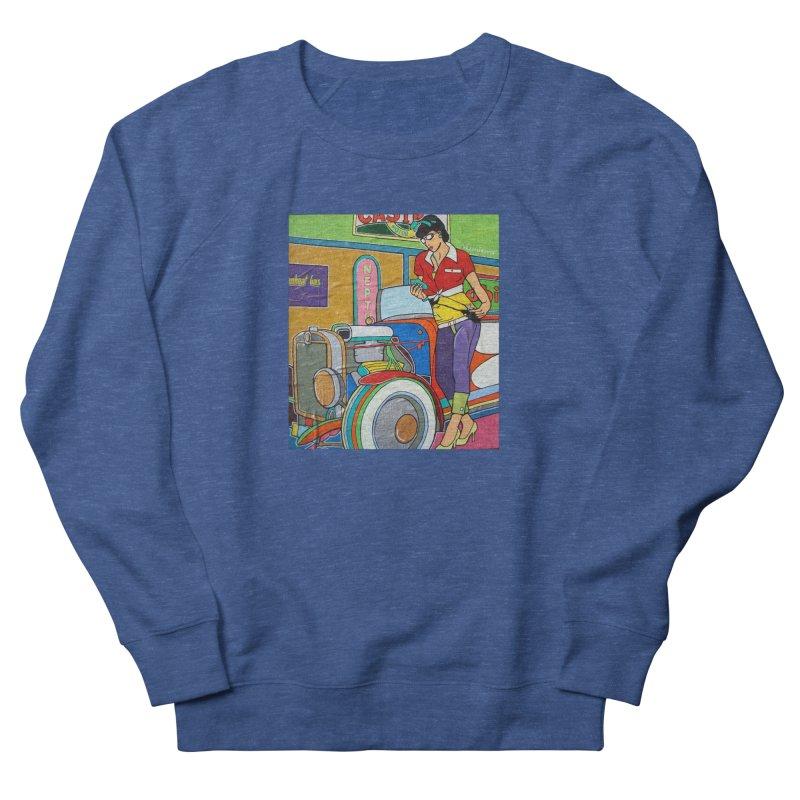 We Can Do It by Valdo V Men's Sweatshirt by We Wear Art Light